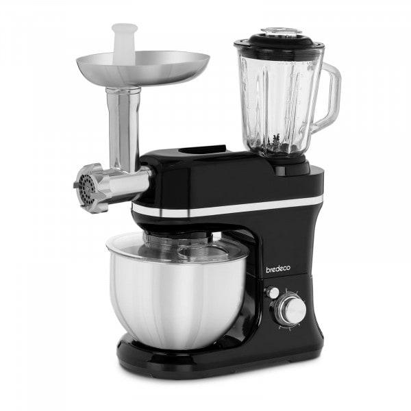Zboží z druhé ruky Kuchyňský robot - vč. mixéru a mlýnku na maso - 1 200 W