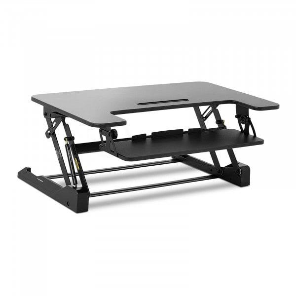 B-zboží Nástavec na stůl - 8stupňové nastavení výšky - 16,5 až 41,5 cm