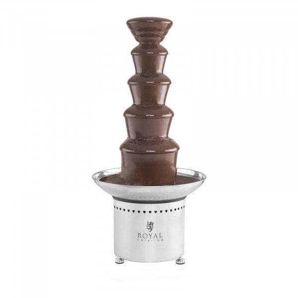 Čokoládová fontána - 5 pater - 6 kg