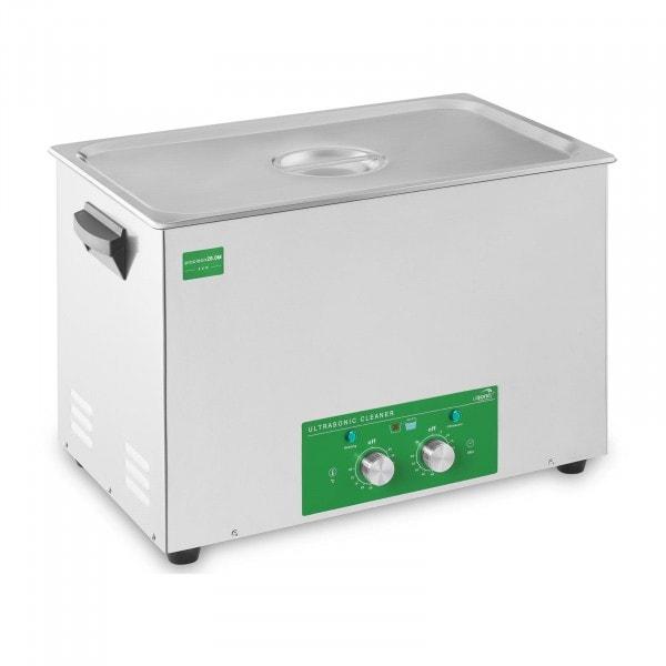 Ultrazvuková čistička - 28 l - 480 W - Basic eco