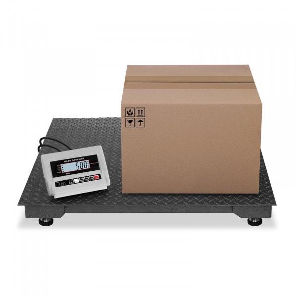 Podlahová váha - 1.000 kg / 0,5 kg -LCD