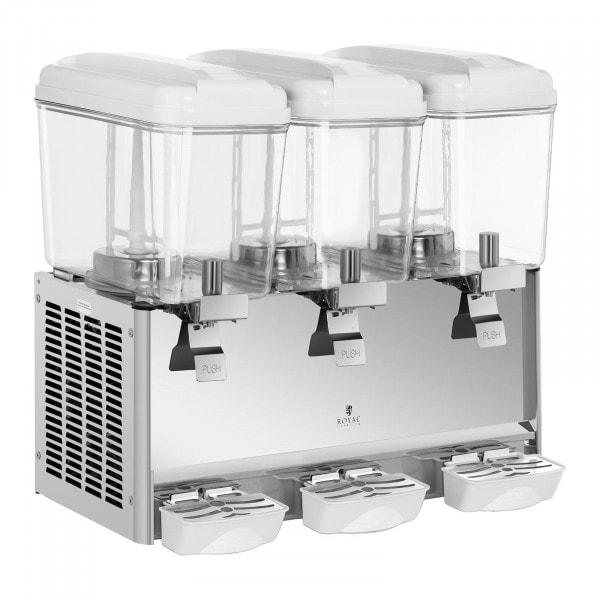 B-WARE Vířič chlazených nápojů - 3 x 18 litrů