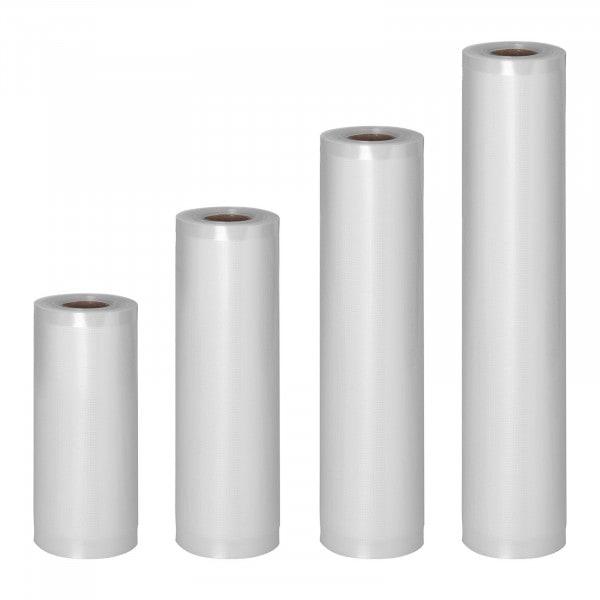 Vakuové sáčky-4 role-24 m-15-30 cm