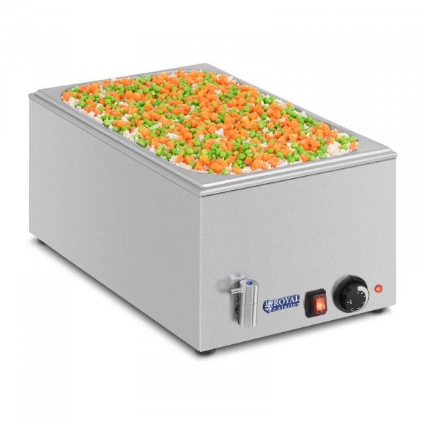Vodní lázeň - gastronádoba - 1/1 - výpustný kohout