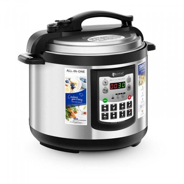 Multifunkční hrnec - 6 litrů - 1 000 W