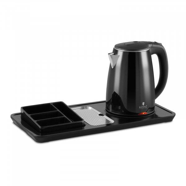 Rychlovarná konvice - stanice pro kávu a čaj - 1,2 l - 1 550 W - bezdrátové připojení