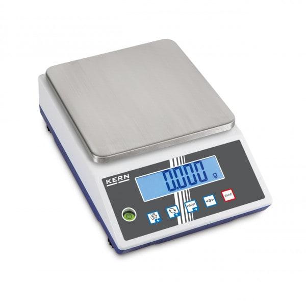 KERN přesná váha PCB - 6000g / 1g