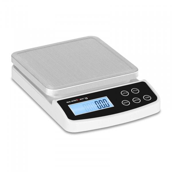 Poštovní váha - 5000 g / 0,1 g -LCD - Basic