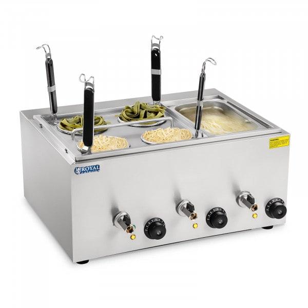 B-WARE Vařič těstovin se 4 koši a 1/3 gastronádobou