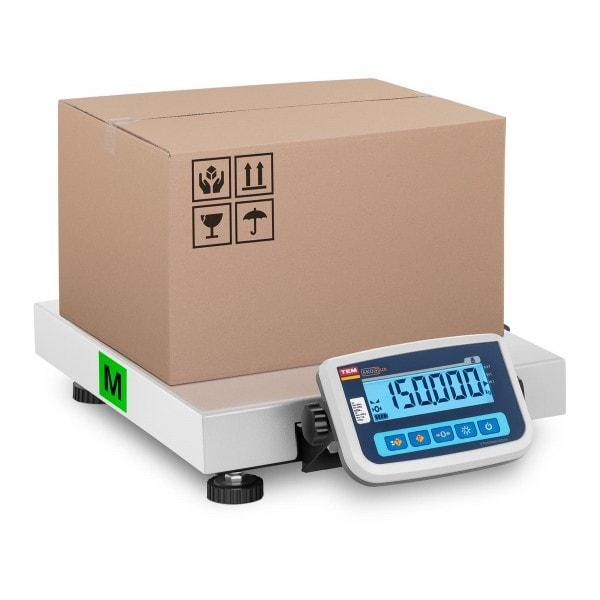 Zboží z druhé ruky Balíková váha - cejchovaná - 150 kg / 50 g