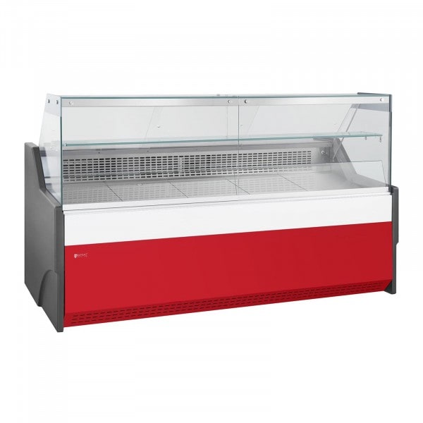 Chladicí gastro vitrína 470 l - LED
