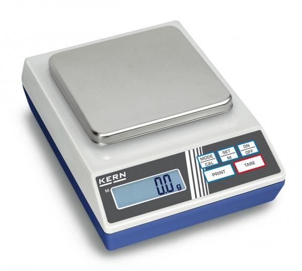 KERN laboratorní váha - 2.000 g / 0,1 g