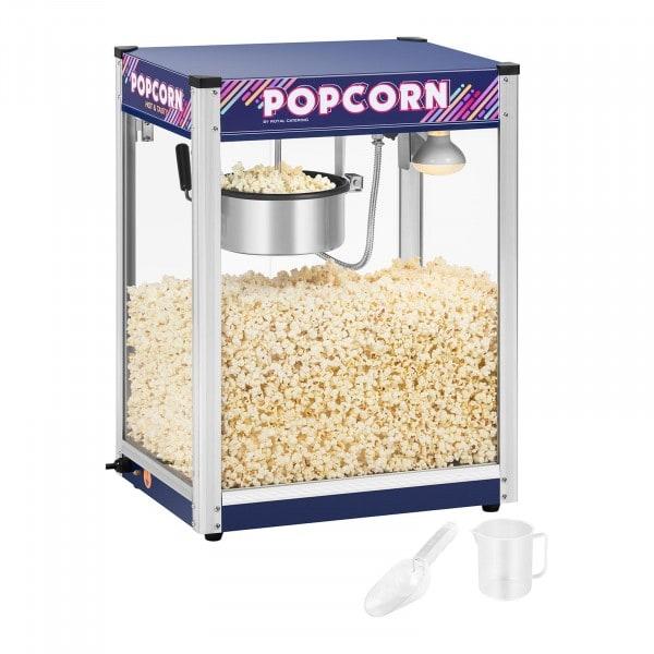 Zboží z druhé ruky Stroj na popcorn - červený - 8 oz