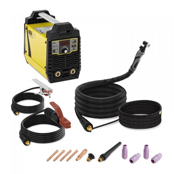 Sada elektrodové svářečky - 200 A se svařovacím hořákem WIG Liftarc