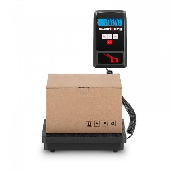 B-WARE Balíková váha - 100 kg / 10 g
