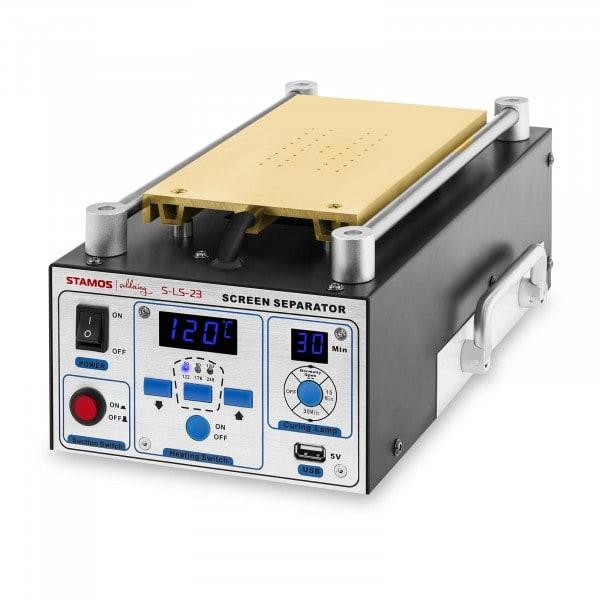 LCD oddělovač s UV lampou