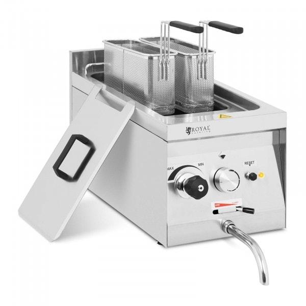Vařič těstovin - 2 koše + víko - 10 l - 3 500 W.