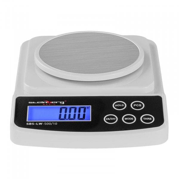 Digitální přesná váha – 500 g / 0,01 - Basic