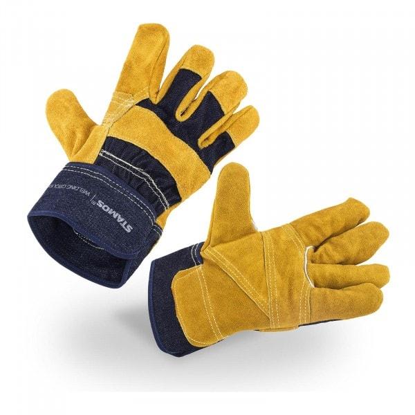 Pracovní rukavice - velikost 10/XL