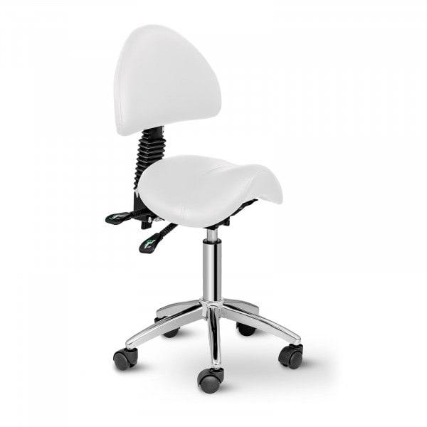 Zboží z druhé ruky Sedlová židle PHYSA BERLIN WHITE