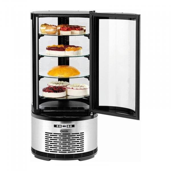 Bartscher kuchyňská vitrína - 100 litrů