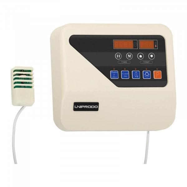 B-zboží Řídicí jednotka pro sauny - LED displej