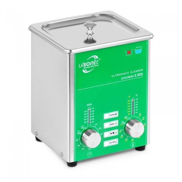 Ultrazvuková čistička - 2 litry - Degas -Sweep