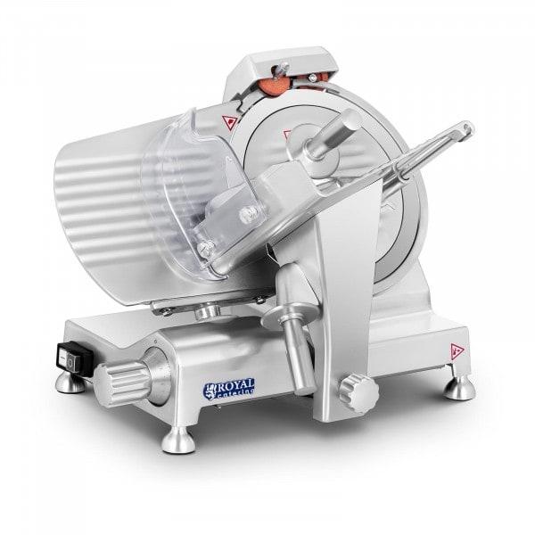 Nářezový stroj - 250 mm - do 12 mm - hliníková držadla