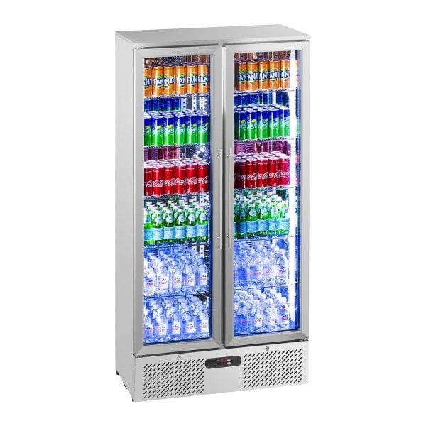 B-zboží Chladničky na nápoje - 458 L - ušlechtilá ocel