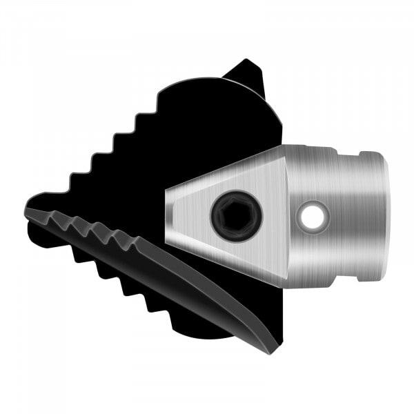 B-zboží Křížový listový vrták- 22 mm