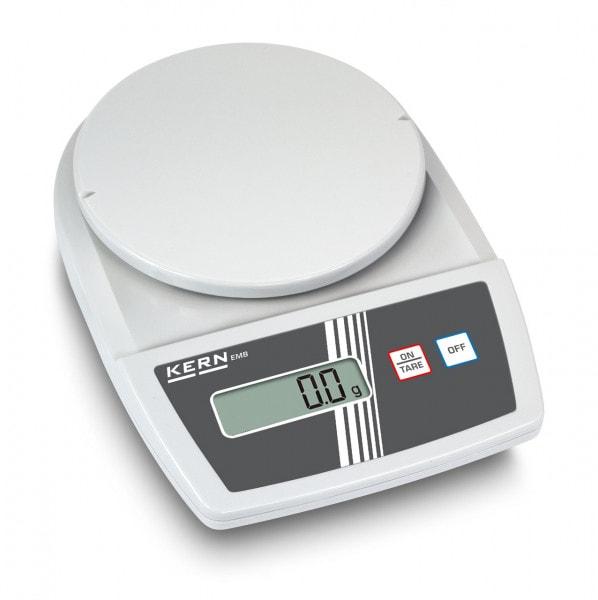 KERN přesná váha EMB - 2200g / 1g