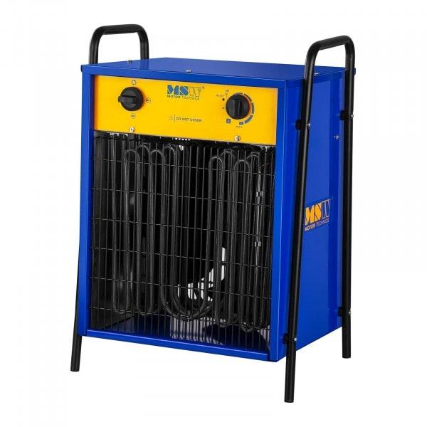 B-zboží Elektrické topidlo s ventilátorem - 0 až 40 °C - 22 000 W