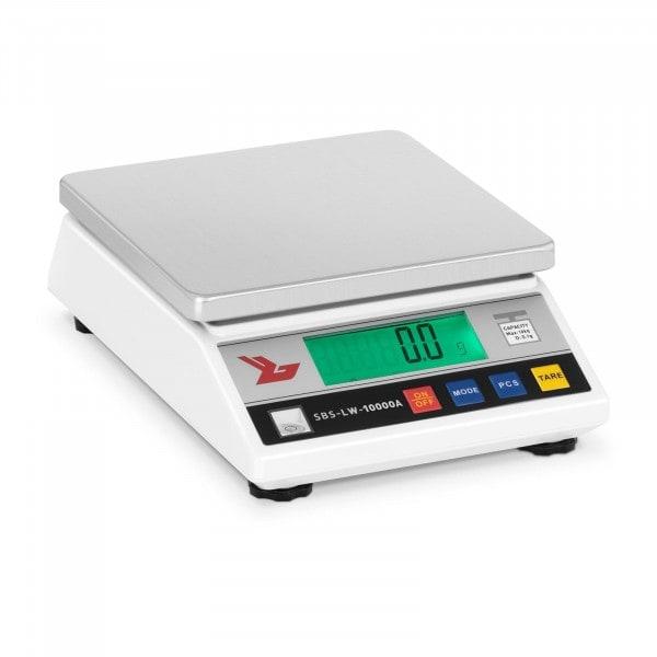 Přesná váha - 10.000 g / 0,1 g