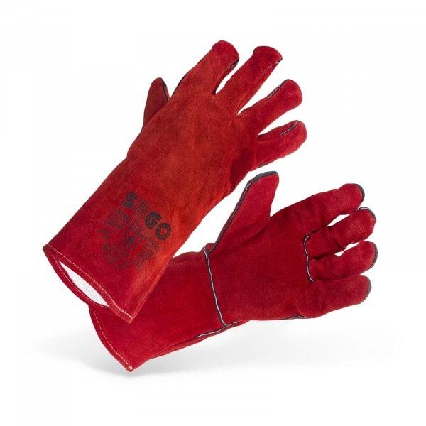 Svářecí rukavice TYP A/B - Gr. 10/XL