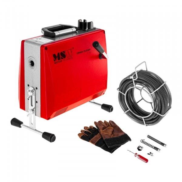Stroj na čištění odpadů 390 W 400 ot./min na Ø 30-100 mm