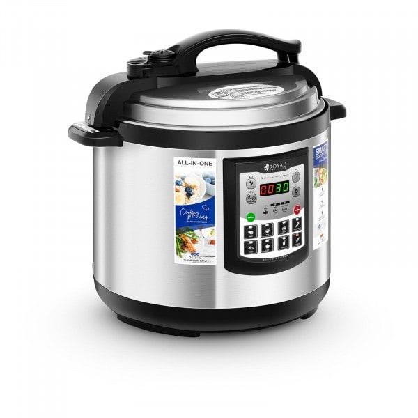 Multifunkční hrnec - 8 litrů - 1 250 W
