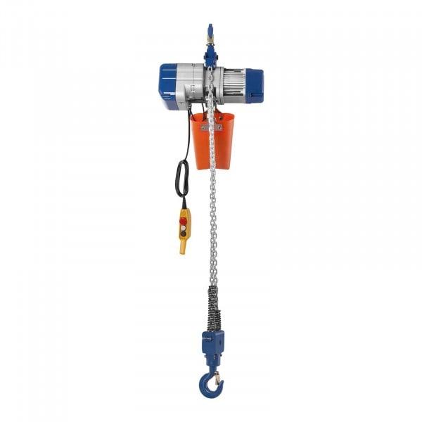 Elektrický řetězový kladkostroj - 2.000 kg - 6 m