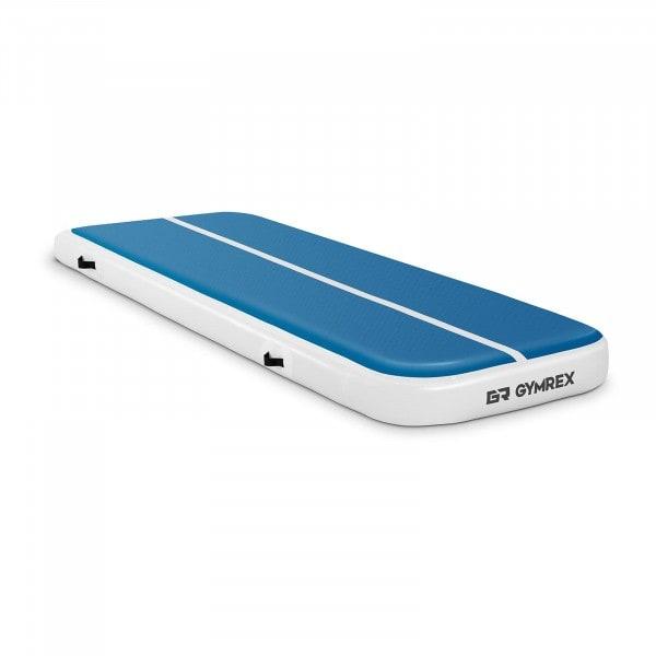 B-zboží Nafukovací žíněnka - 300 x 100 x 20 cm - 150 kg - modrá/bílá