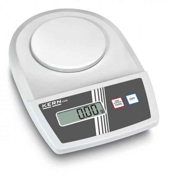 KERN přesná váha EMB - 600g / 0,01g