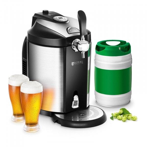 Výčepní zařízení na pivo s chlazením -2 až 12 °C