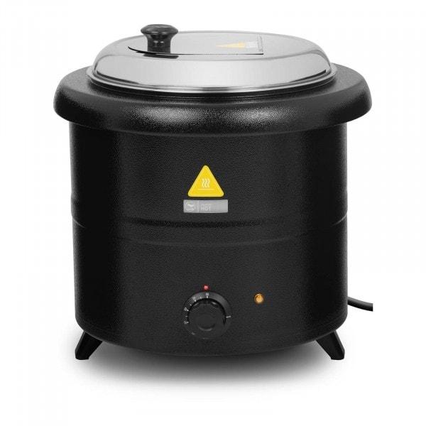 Kotlík na polévku - 13 l - 600 W - černý