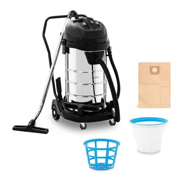 Vysavač na mokré a suché vysávání - 3 600 W - 100 l