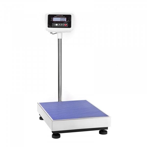 Gesamtansicht  von Plattformwaage - 150 kg / 50 g - 3034 - 1