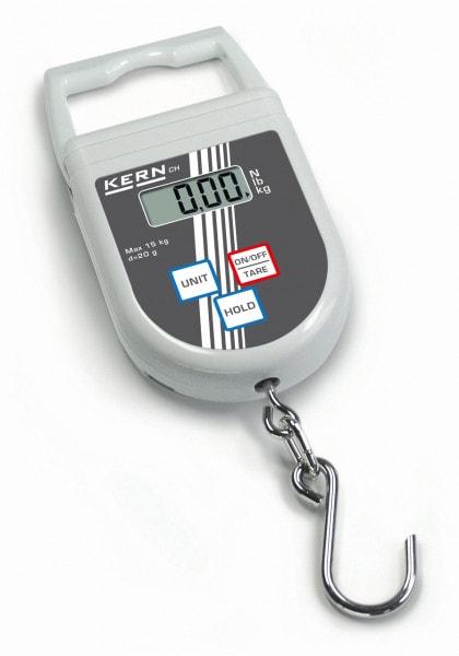 KERN závěsná váha CH- 50kg / 50g