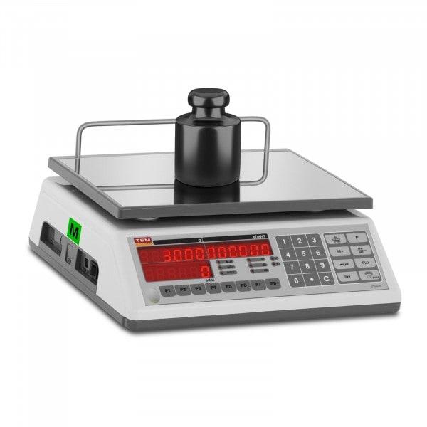 B-zboží Počítací váha 3 kg / 1 g