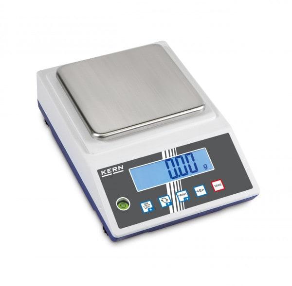 KERN přesná váha PCB - 1000g / 0,01g
