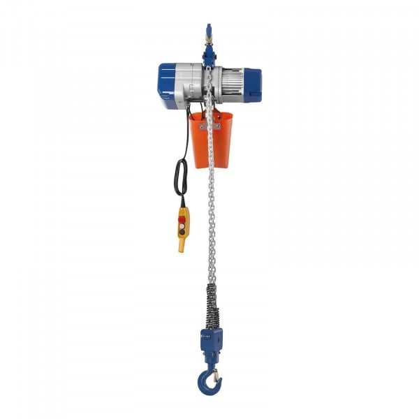 B-WARE Elektrický řetězový kladkostroj - 2.000 kg - 6 m