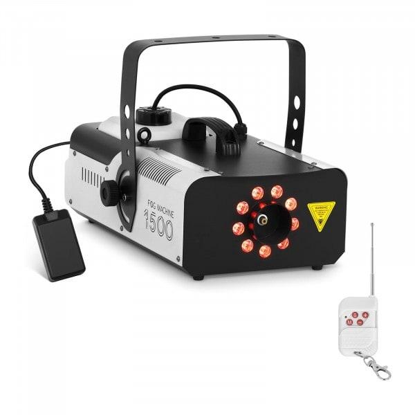 Zboží z druhé ruky Výrobník mlhy - LED 9 x 3 W - 1 500 W - 566 m3/min