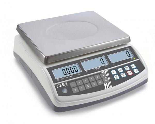KERN počítací váha - 6000 g / 1 g - volitelná kalibrace