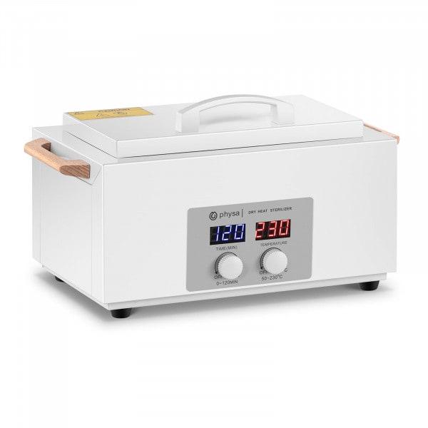B-zboží Horkovzdušný sterilizátor - 2 l - časovač - 50 až 230 °C